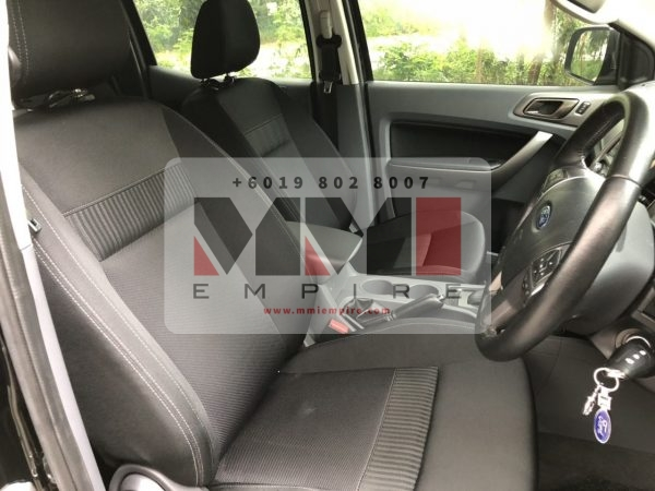 Ford Ranger 2.2 XLT for rent in selangor. Fast and easy