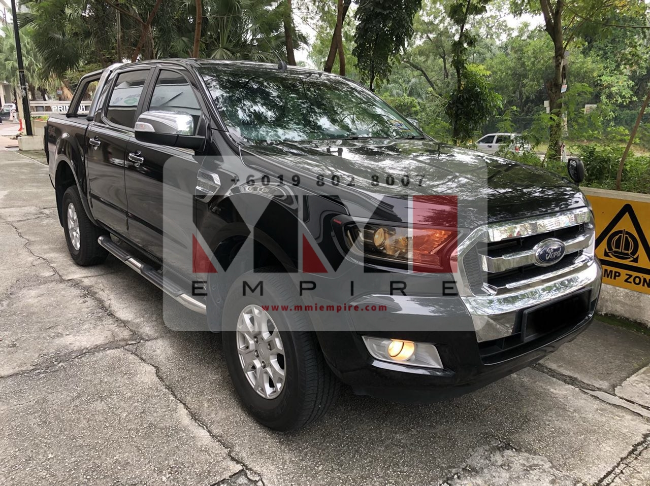 Ford Ranger 2.2XLT Black