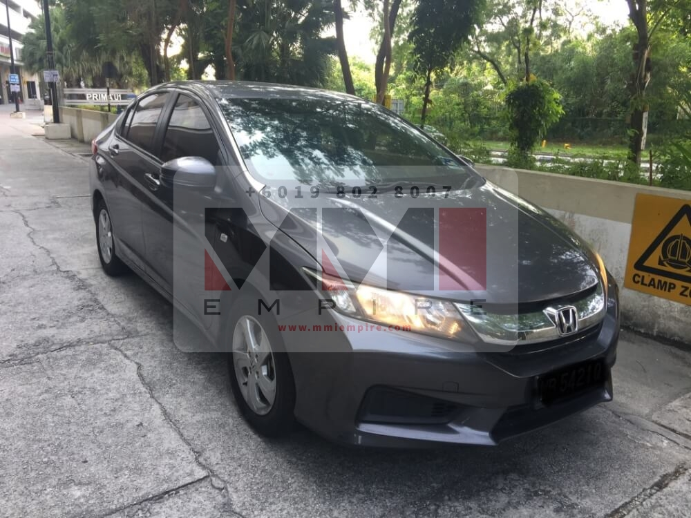 Honda City 1.5 Grey 2016
