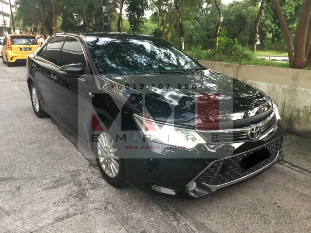 Toyota Camry 2.0G 2016