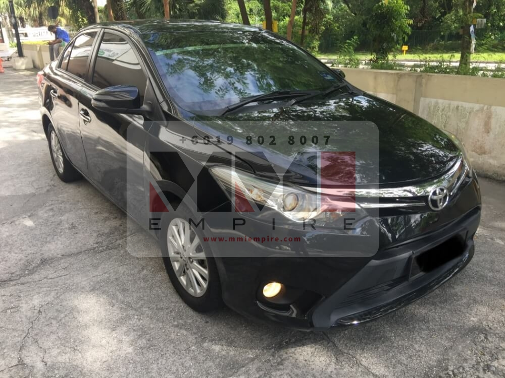 Toyota Vios 1.5G Black