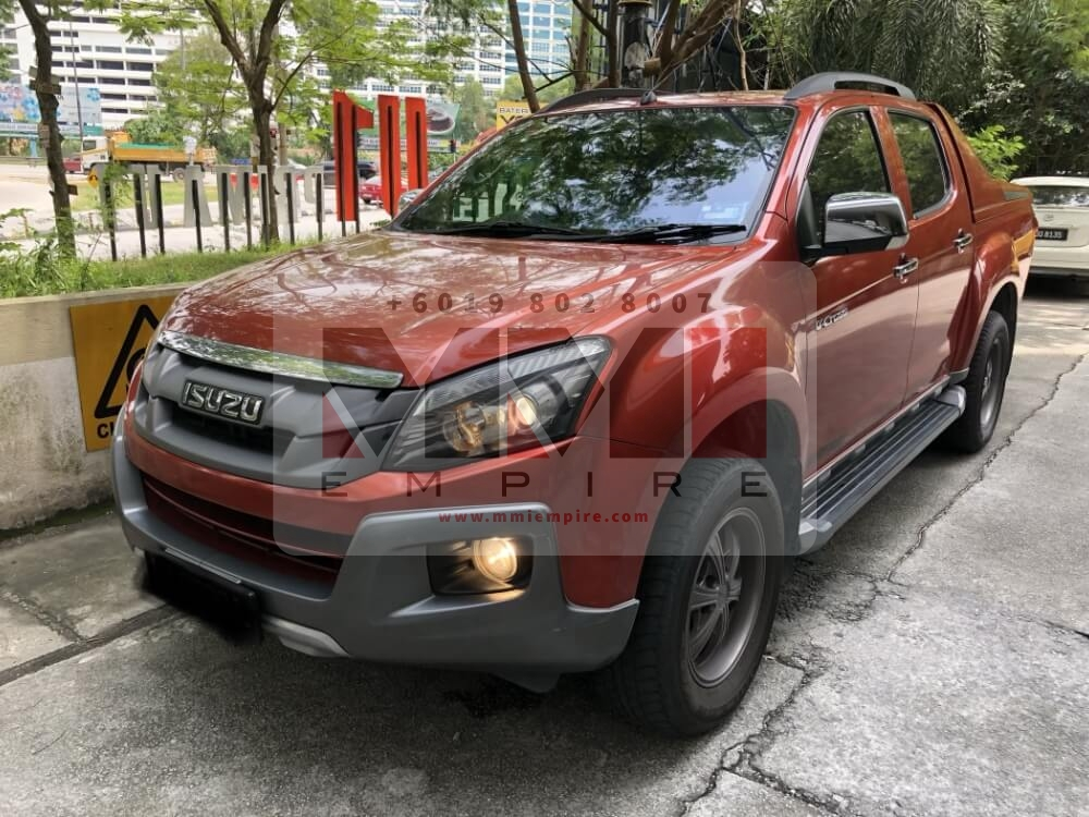 Isuzu Dmax 3.0 Safari