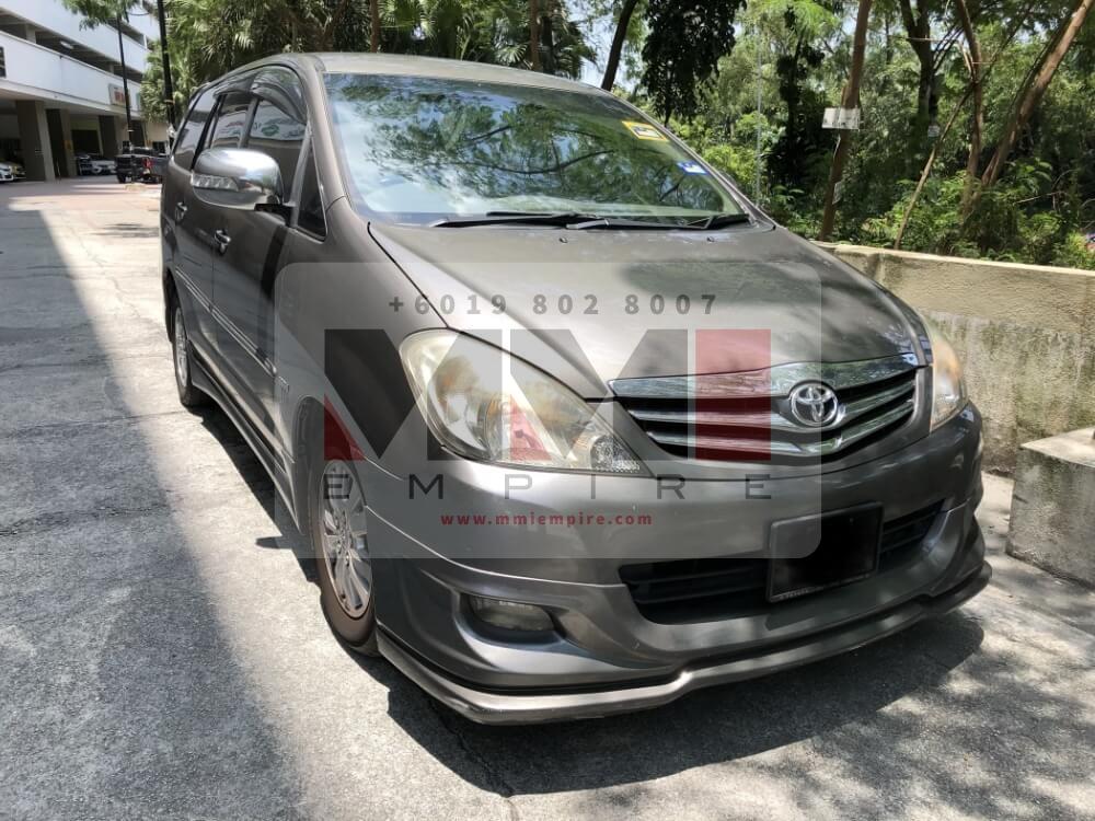 Toyota Innova 2.0G 2013